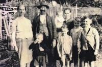 Rodina pod Špičákem