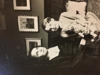 s mamkou a bábikou