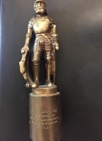 cena Rolanda - primátora Bratislavy pre manžela Alexandra
