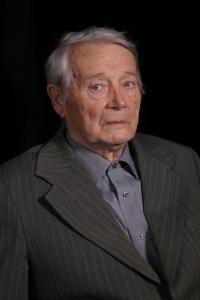 Profesor Bohumil Nuska in 2019
