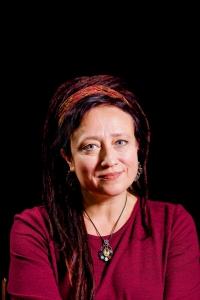 Světlana Synáková v roce 2019 (portrét)