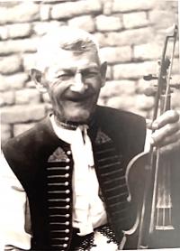 Štefan Letko, dedko pamätníka Emila Letka