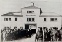 koncentračný tábor Sachsenhausen