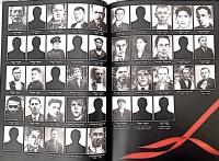 fotografie odvlečených chlapov, ktorí sa nevrátili z koncentračných táborov alebo padli na fronte