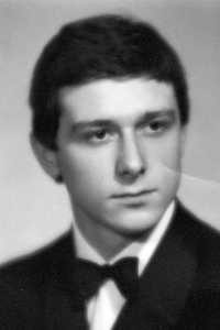 Vladimír Šiler probably in 1968