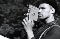 Roman Fürst jako amatérský kameraman