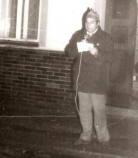 Pavel Jajtner, listopad 1989