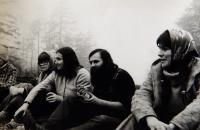 V roce 1977 na Rychnově