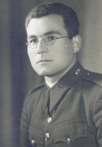 Otec Albín Jajtner, 1938