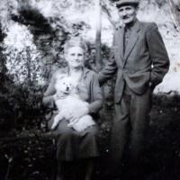 Rodiče L. Janderové po válce