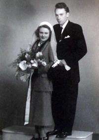 Svatební fotografie Leante Janderové