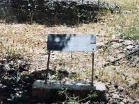 Pamätná tabuľa venovaná rodine Kačírovcov.