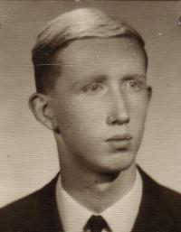 Petr Brod, portrét z roku 1967