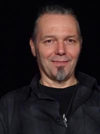 Libor Bálek, portrét 2, rok 2020