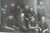 Emil Doboš pravdepodobne v hornom rade tretí sprava