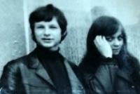 Karel Žižka / začátek 70. let