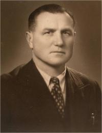 František Šesták, otec pamětnice