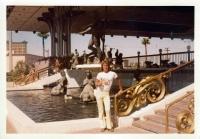 Jiří Barteček v Las Vegas / pravděpodobně 1977