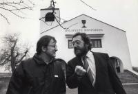 Zdeněk Bárta a Milan Gryndler, 80. léta