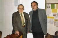With Erazim Kohák around 2005