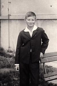 Karel Žižka / kolem roku 1960