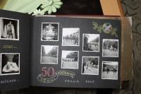 Z rodinného alba: oslavy 50 let ČSNS (1947).