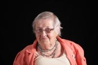 Bohumila Jindrová v roce 2019