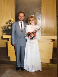 Svatba pamětníka