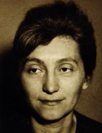 Maminka Jitka Bodláková