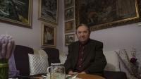 Levko Dohovič počas rozhovoru