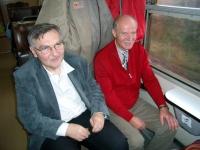 Setkání v Praze pořádané Společností Parkinson, z. s., 17. října 2009