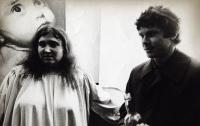 PŠ a Václav Malý v roce 1982