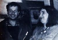 PŠ a Svatopluk Karásek v roce 1979