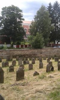 Starý židovský hřbitov, Nová Cerekev, Vysočina