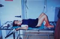 V nemocnici v Suleinmaniya v Iráku, kde po průchodu fronty vojáci postříleli raněné i ošetřující