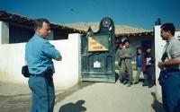 Z návštěvy školy v Iráku, 1996 nebo 1997