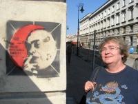 Ve Varšavě v roce 2006