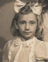 Marie Dočkalová, 1943