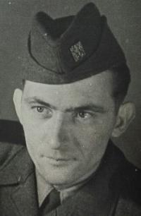 Emil Doboš v čase vojenskej služby