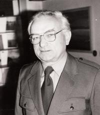 Karel Fáber, generální ředitel jihočeských lesů, po roce 1990