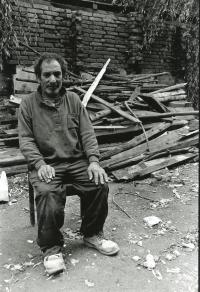 Život v ostravských dělnických koloniích pohledem Jiřího Hrdiny, 90. léta
