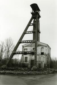 Rozpadající se industriální dědictví pohledem Jiřího Hrdiny, Ostrava, 90. léta