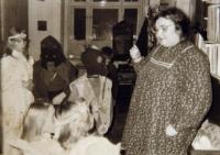 Oslava Mikuláše 1983