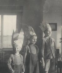 Tři králové, Plzeň, 1950
