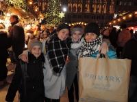 Lachmanovi ve vánoční Vídni, 2018