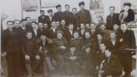 Koncert v Magadanu, 1955