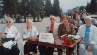 Političtí vězni z Magadanu, Anton Stepanovič Kostjuk vpravo