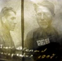 Zatčený otec Stepan