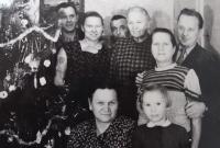 Vánoce u Ježových, počátek 60. let