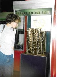 Londýn, Science Muzeum, 1988